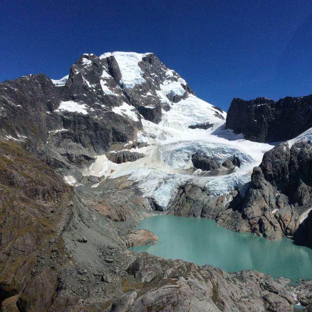 Gletscher MIlford Sound